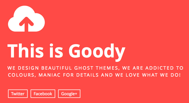 Ghost Themes Goody