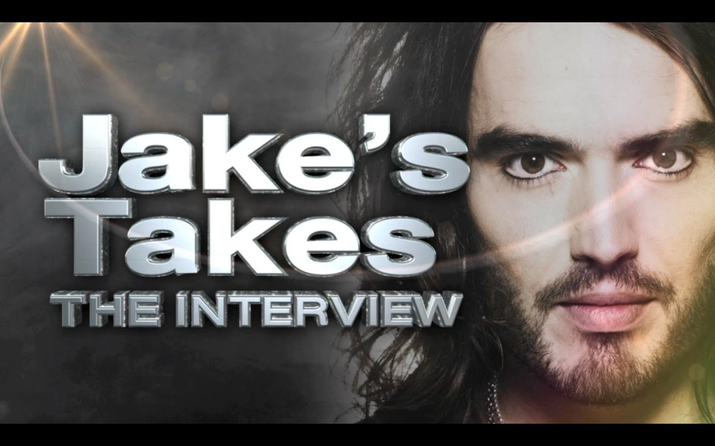 Russell Brand Interview – THE MESSIAH COMPLEX TOUR
